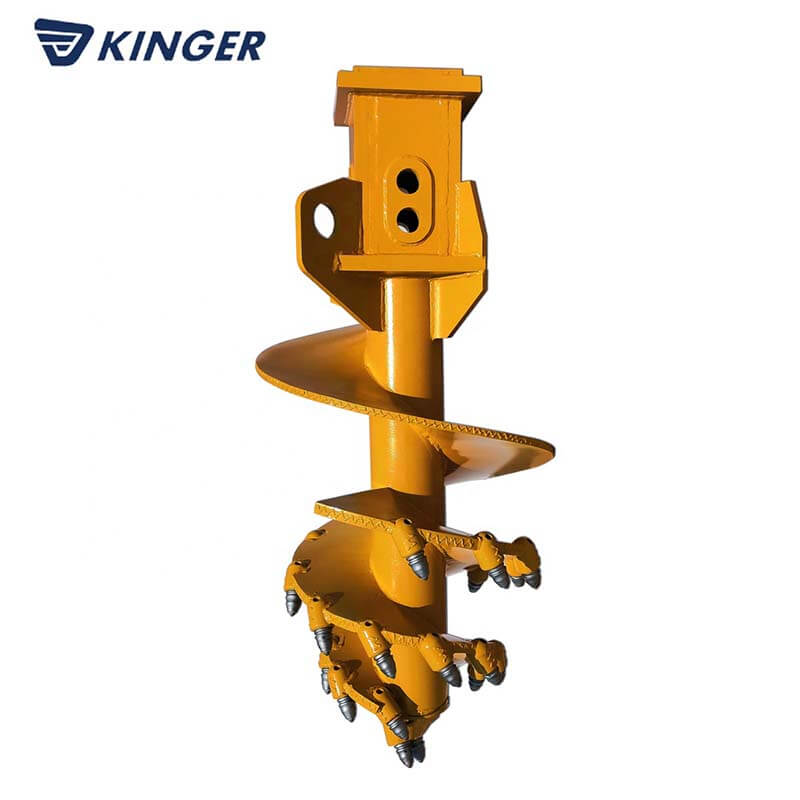 conical rock auger1